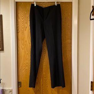 Banana republic wool lined pants size 6